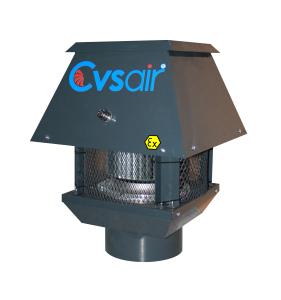 Exproof Axial Roof Fan