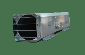 axial jet fan